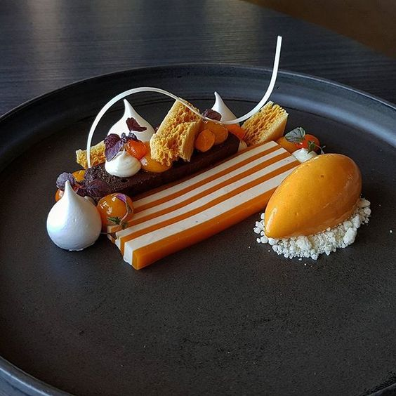I dessert al piatto di David Vidal - Pianeta Dessert School