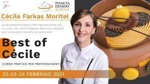 Cecile farkas moritel pianeta dessert school
